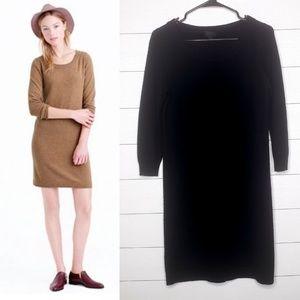 J. Crew Collection 100% Cashmere T-shirt Dress